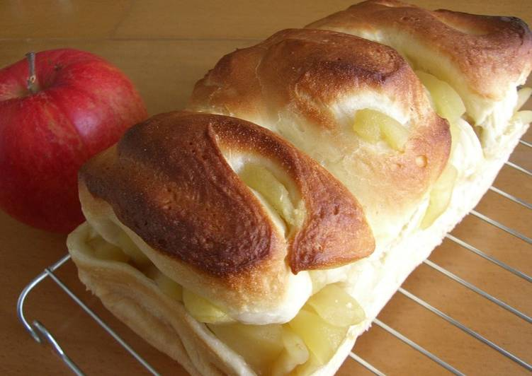 Easiest Way to Make Perfect Honey Apple Bread