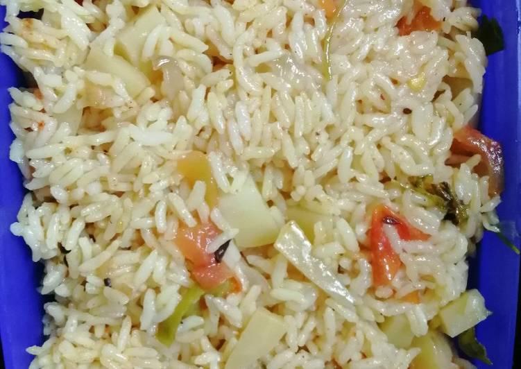Step-by-Step Guide to Make Ultimate Aloo biryani