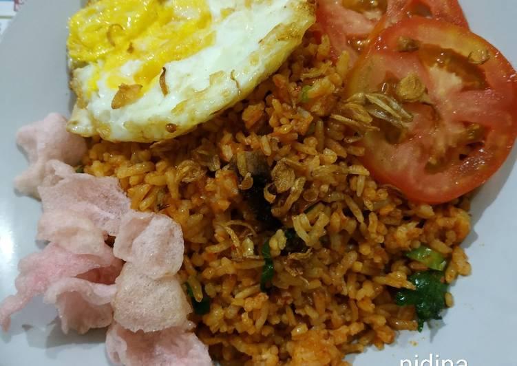 Nasi Goreng Padang ala Nidina