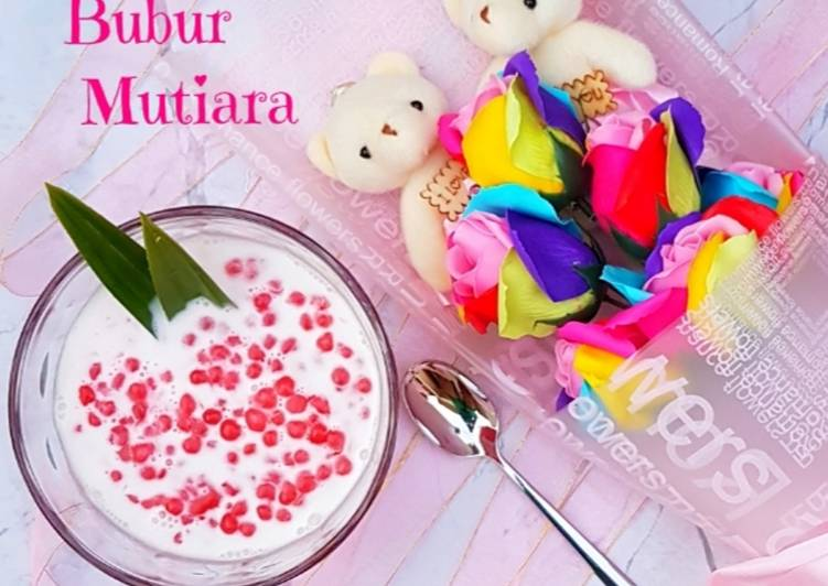 Bubur Mutiara