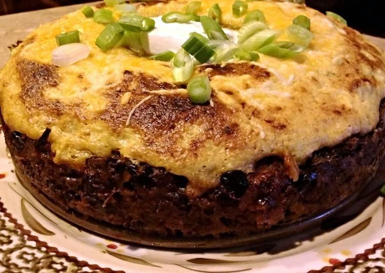 Recipe of Award-winning Southwestern Meat Pie