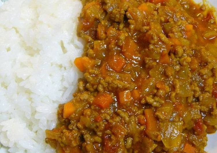 How to Cook Tasty Healthy and Tasty Dry Curry