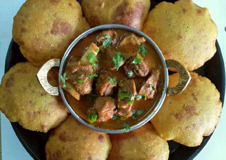 Recipe of Award-winning Mutton Rassa (Maharashtrian Goat Meat Curry)