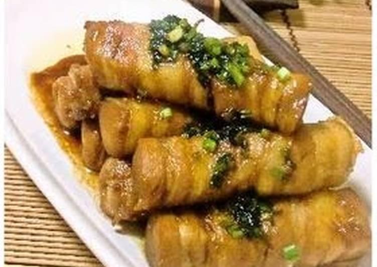 Faux Steak with Koya Tofu Meat Rolls