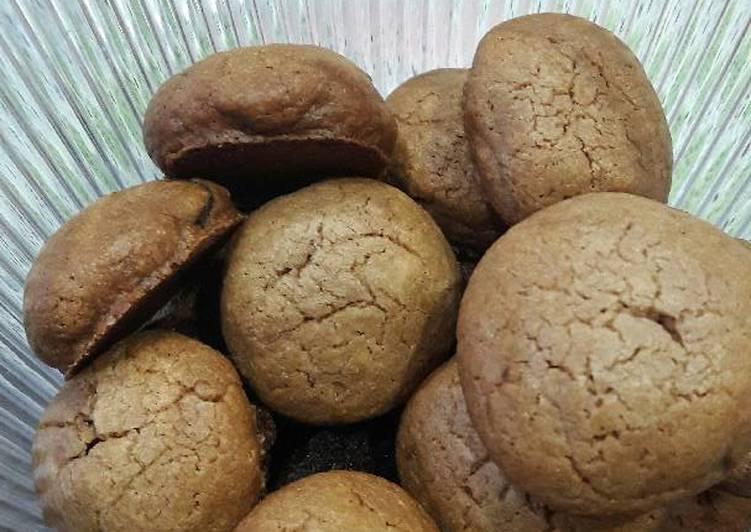 Cookies Kacang Simple