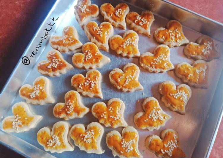 Kue Kacang Skippy ANTI RETAK😍 Peanut Butter Cookies 😚