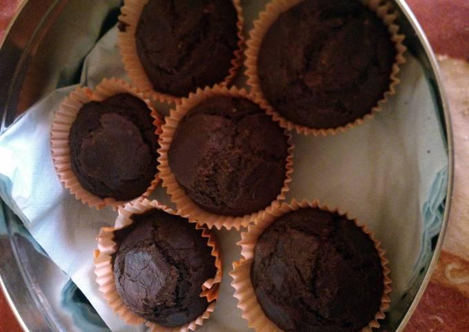 Easiest Way to Make Perfect coffee-hazelnut whole wheat muffin