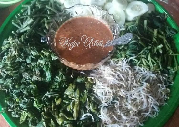 Resep Pecel Sayur Yang Simple Pasti Lezat