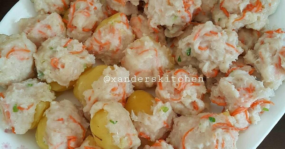 Resep Siomay Ikan Oleh Xander S Kitchen Cookpad