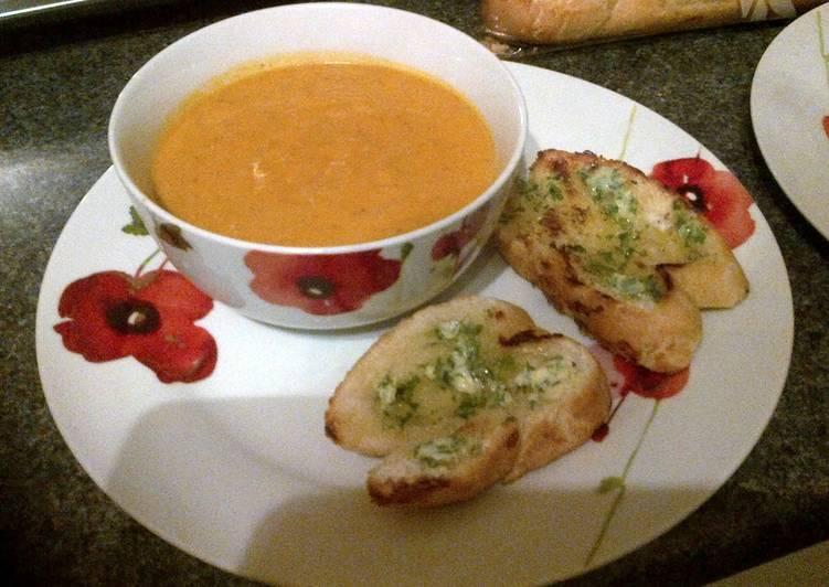 Carot and Cumin Soup