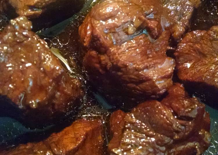 Recipe of Favorite Asian sweet ribs