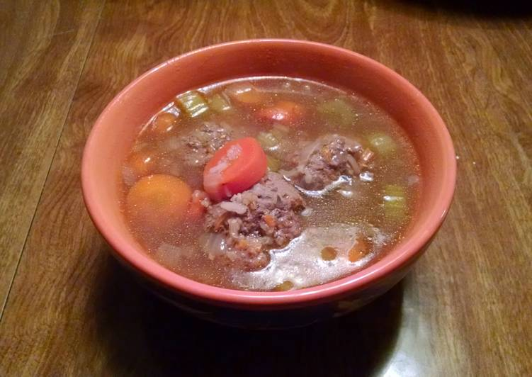 What are some Dinner Ideas Royal Albondigas Soup