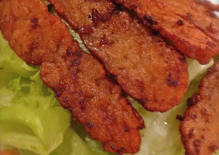 25 Minute How to Make Speedy Vegan & Macrobiotic Tempeh Bacon