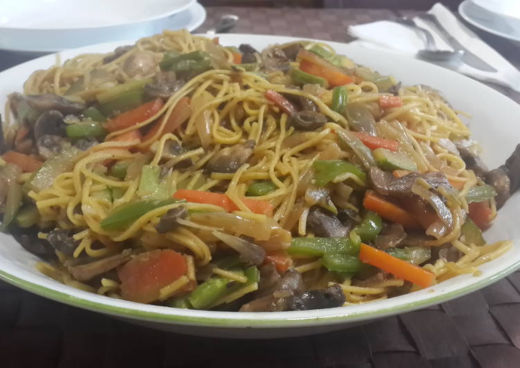 New Secret Chinese Vegetable Noodles Free Download