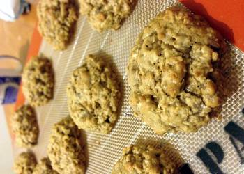 Easiest Way to Recipe Yummy Oatmeal Chocolate Chip Cookies