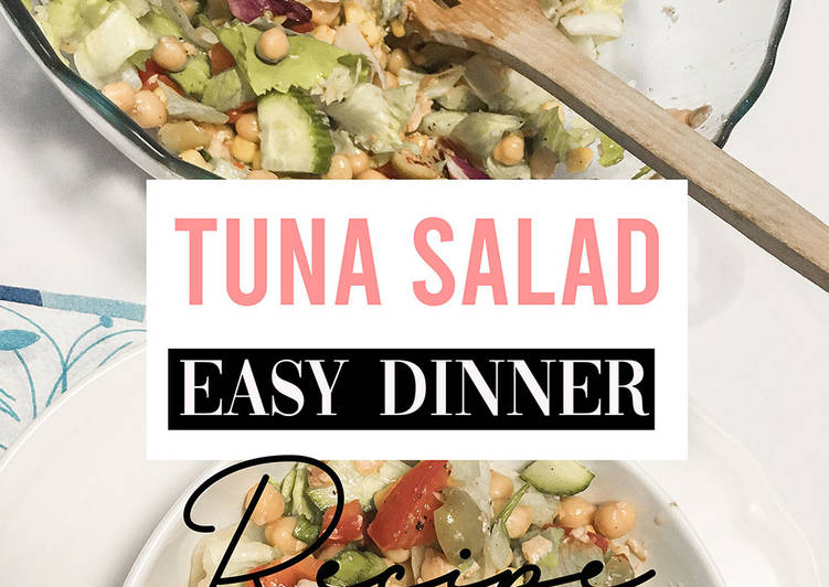 The Best Fitness Tuna Salad