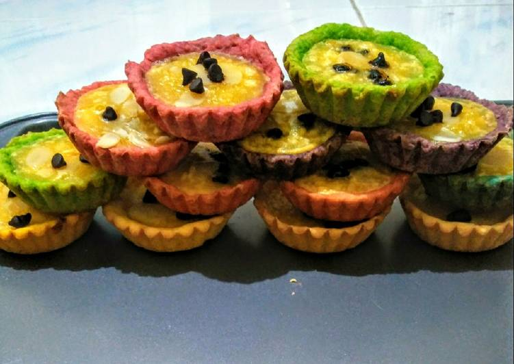 Pie susu khas bali topping keju-almond-chocochips ceria by HC