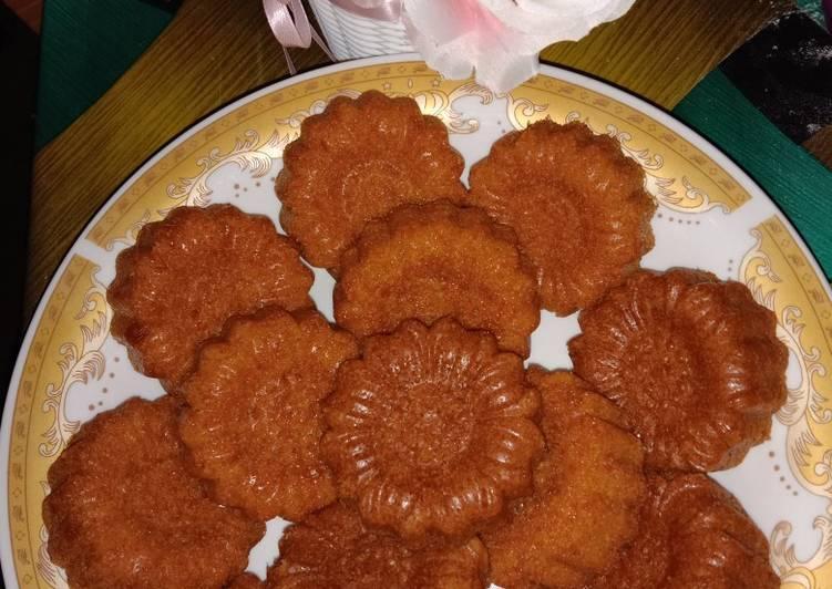 24. Apem karamel kukus - ganmen-kokoku.com