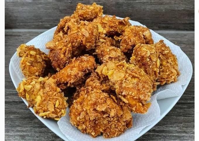 "Chicken Tenders ""POULET KFC"""