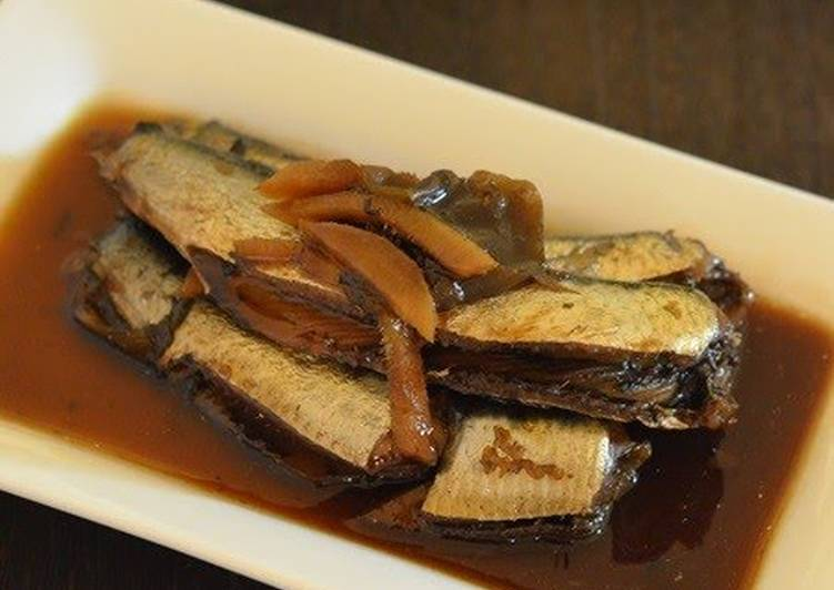 Foods That Can Make Your Mood Better Soft to the Bone Using a Pressure Cooker–Sardines with Umeboshi