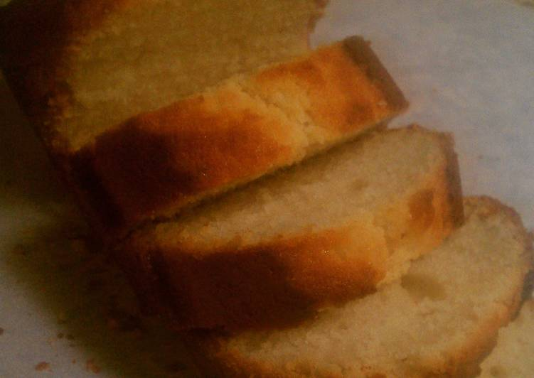 Quick Honey Bread