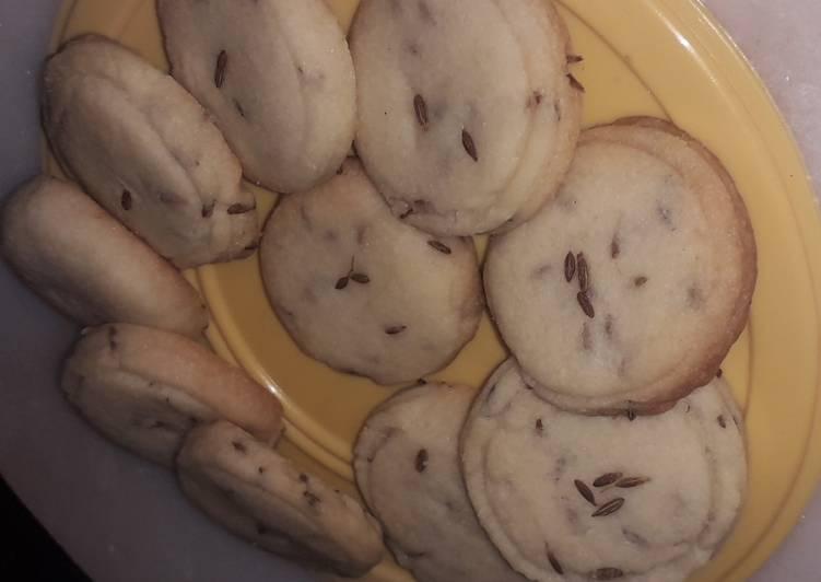 Simple Way to Make Any-night-of-the-week Jeera namkeen biscuit