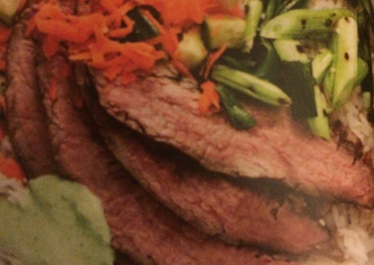 The Best Soft and Chewy Dinner Ideas Autumn Grilled Steak And Rice Bowl