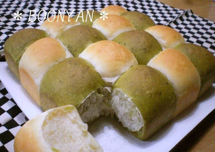 Discover How to Elevate Your Mood with Food Springy Shiratama Checked Bread