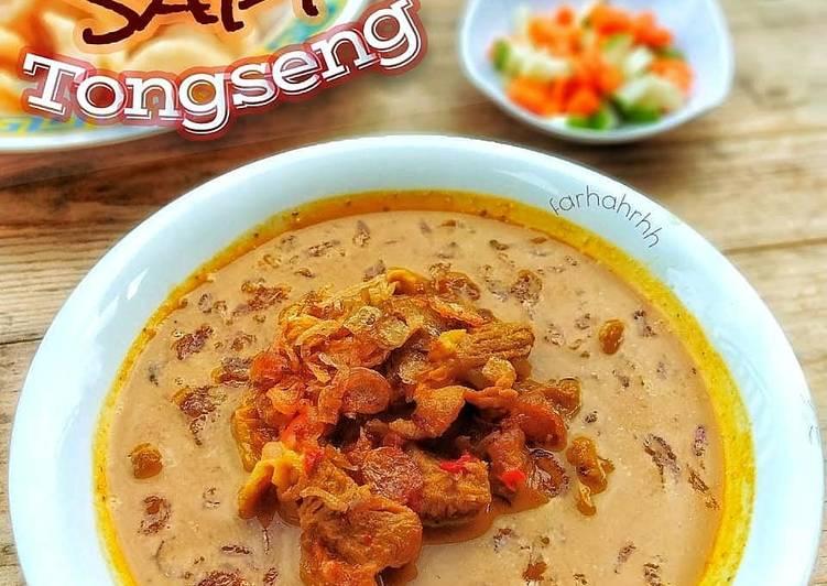 Tongseng Sapi - cookandrecipe.com