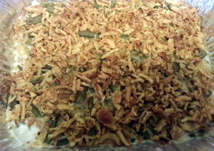 Ashley's Green Bean Casserole