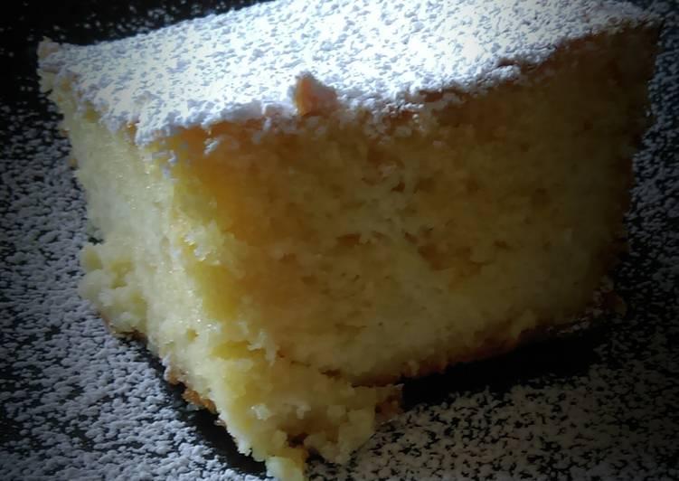 Magic Cheese Cake