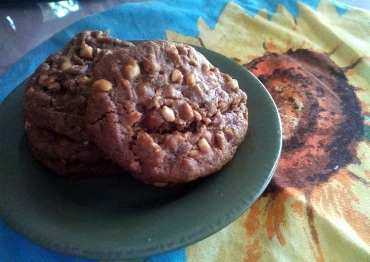 Decadent Flourless Peanut Butter Cookies