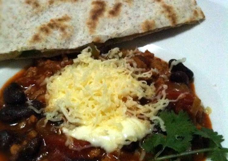Crazy Quick Chili con Carne, Heart Friendly Foods You Need To Be Eating