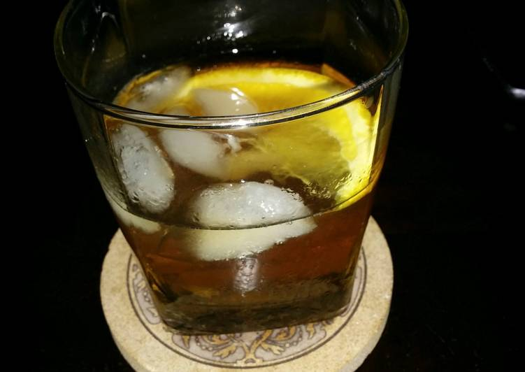 Old Fashioned (strong)