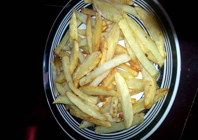 Quick Easy French Fries