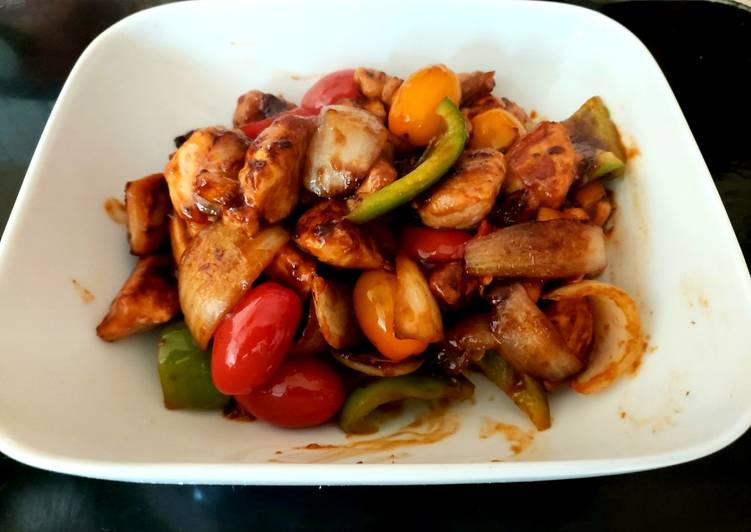 Steps to Make Ultimate My Fakeaway BBQ Chicken 🥰🥰🥰