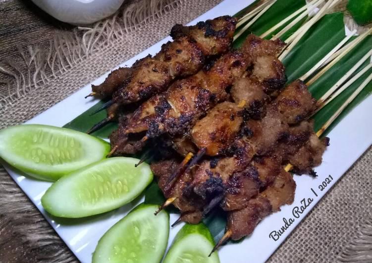 Sate Maranggi Daging Sapi