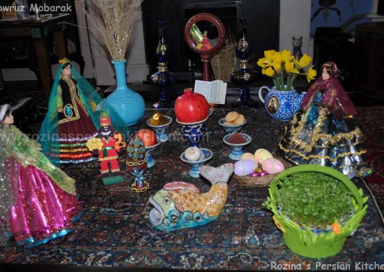 Iranian New Year (Nowruz) نوروز مبارک