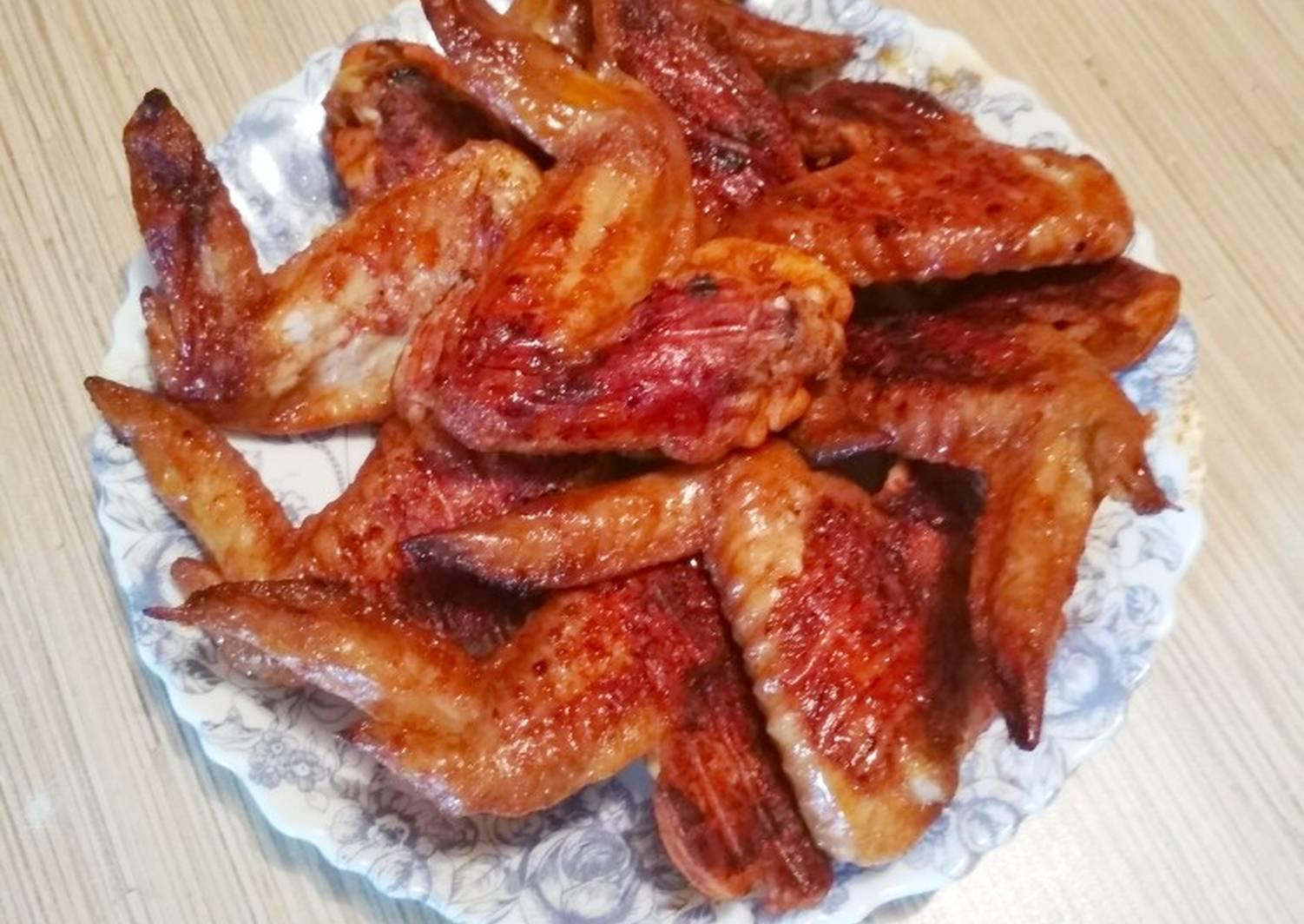 сборке тому копченые куриные крылышки рецепт с фото пошагово дитячого