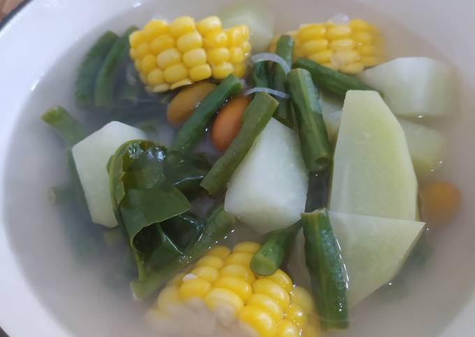 Sayur Asem Bening Betawi