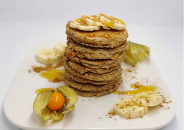 Le moyen le plus simple de Cuire Parfait Pancakes vegan