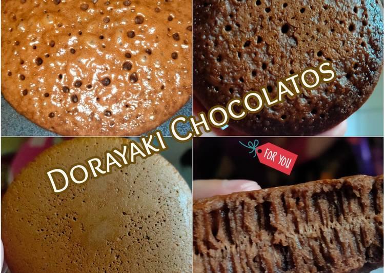 Resep Dorayaki Chocolatos Istimewa