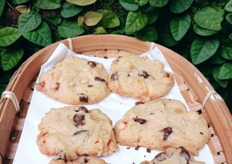 Chocochips Cookies Apa Adanya 🍪 🙈