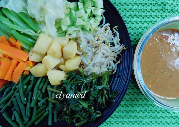 Resep #GMdiet – day 2 GADO-GADO Favorit