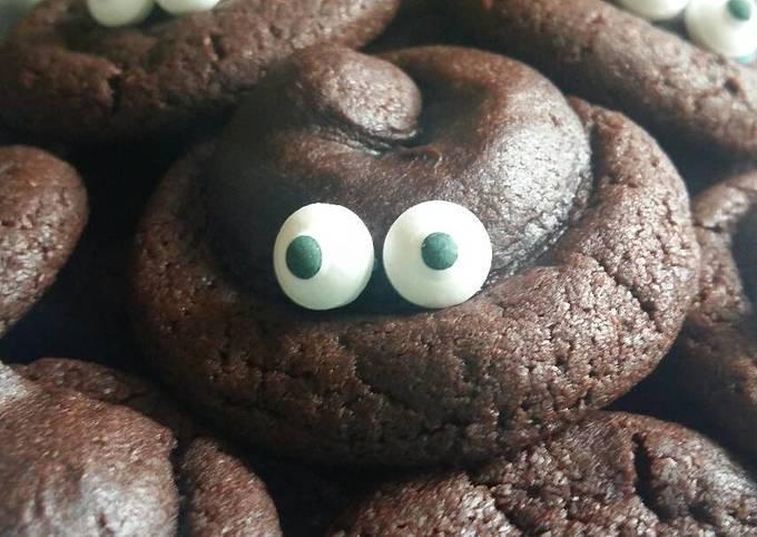 Vickys Halloween Poopy Cookies 💩 GF DF EF SF NF