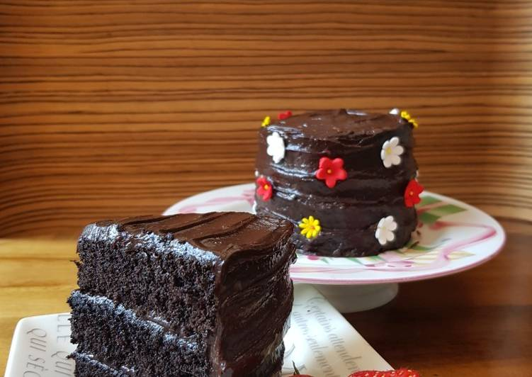 Choco Noir Cake