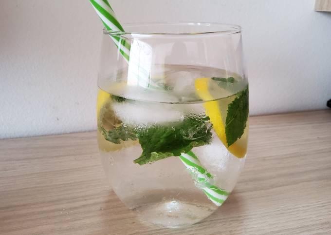 Spa detox water