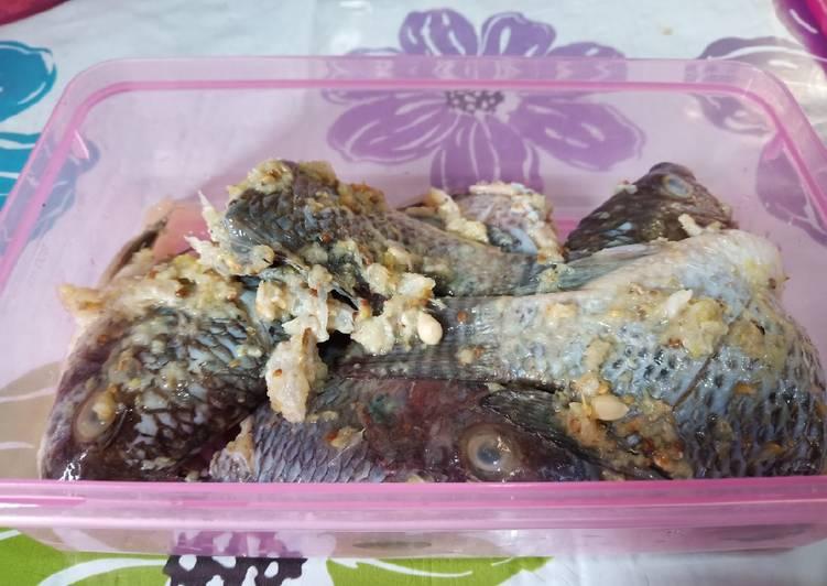 Resep Marinasi ikan mujair Yang Mudah Sedap