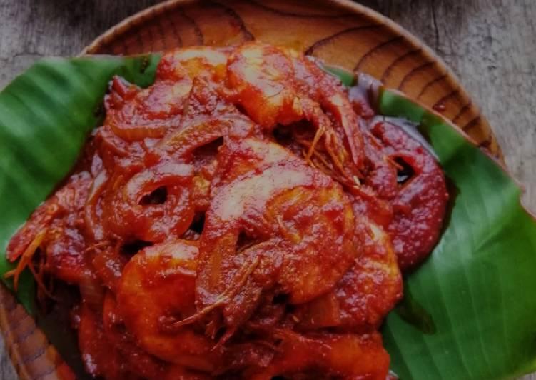 Sambal Tumis Udang Goreng - velavinkabakery.com