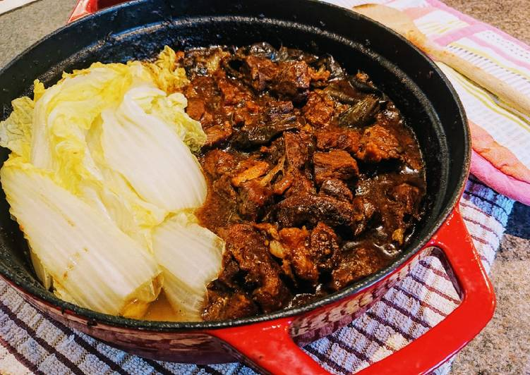 Chinese-Style Braised Beef One-Pot, Coconut Oil Is Actually A Wonderful Product And Can Also Be Beneficial For Your Health
